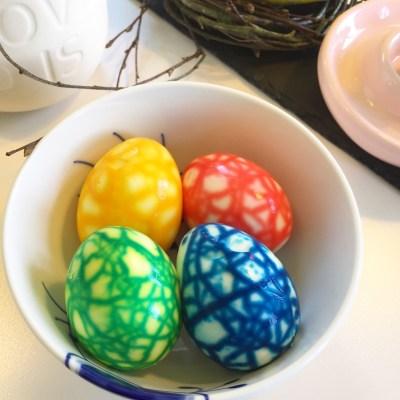 marmorede æg