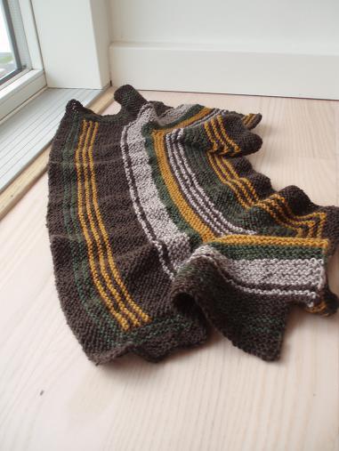 BSJ as knitting origami