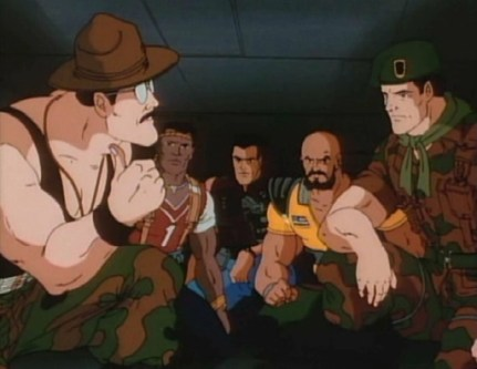 gi-joe-the-cartoon-movie-sgt-slaughter-falcon-mercer-red-dog-and-taurus