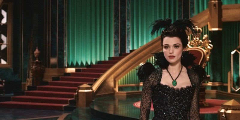 Walt Disney PicturesRachel Weisz as Evanora.