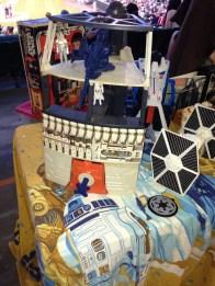Star Wars Night - Death Star playset