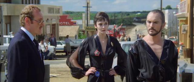 Superman II Richard Donner version Ursa and General Zod