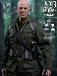 Hot Toys GI Joe Retaliation Joe Colton straight shot