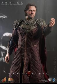 Hot Toys Man of Steel Jor-El asking