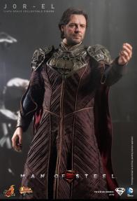Hot Toys Man of Steel Jor-El asking