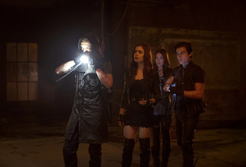 The Mortal Instruments: City of Bones review