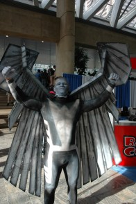 Baltimore Comic Con 2013 - Archangel