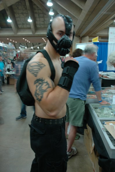 Baltimore Comic Con 2013 - Bane