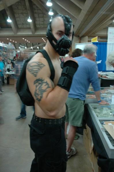 Baltimore Comic Con 2013 - Bane