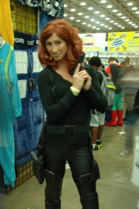 Baltimore Comic Con 2013 - Black Widow