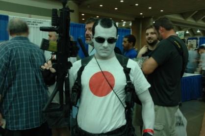 Baltimore Comic Con 2013 - bloodshot