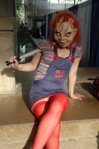 Baltimore Comic Con 2013 - hot Chucky