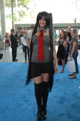 Baltimore Comic Con 2013 - hottie