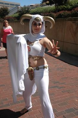 Baltimore Comic Con 2013 - Jinx