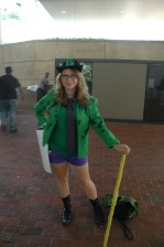 Baltimore Comic Con 2013 - Riddler