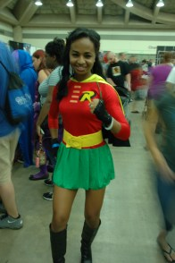 Baltimore Comic Con 2013 - Robin female