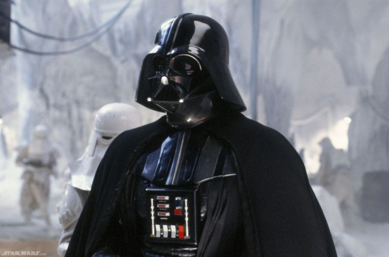 Star Wars Episode V - The Empire Strikes Back - Darth Vader at Hoth