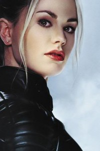 Anna Paquin as Rogue X-Men