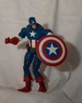 Captain America Marvel Legends figure