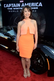 Alberto E. Rodriguez/Getty Images Actress Ming-Na Wen