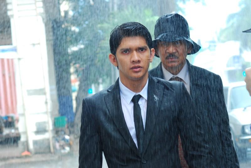 Akhirwan Nurhaidir and Gumilar Triyoga/Sony Pictures Classics Rama (Iko Uwais) ponders his future.