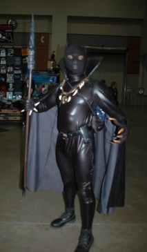 Awesome Con 2014 - Black Panther