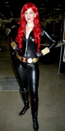 Awesome Con 2014 - Black Widow 2