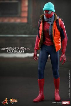 Hot Toys The Amazing Spider-Man 2 - disguise Spidey