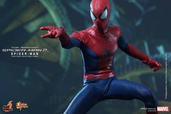 Hot Toys The Amazing Spider-Man 2 - Spidey thwip
