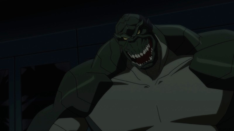 Son of Batman - Killer Croc2