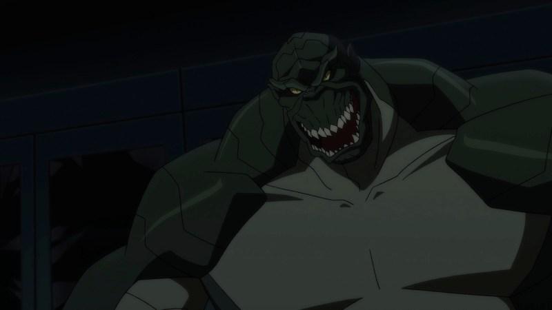 Son of Batman - Killer Croc2