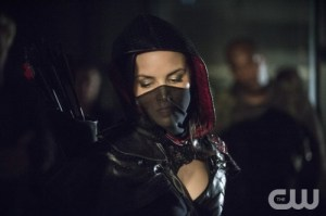 Cate Cameron/The CW Katrina Law as Nyssa al Ghul