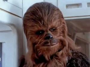 chewbacca star wars