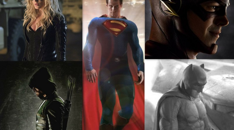 DC/Warner Justice League