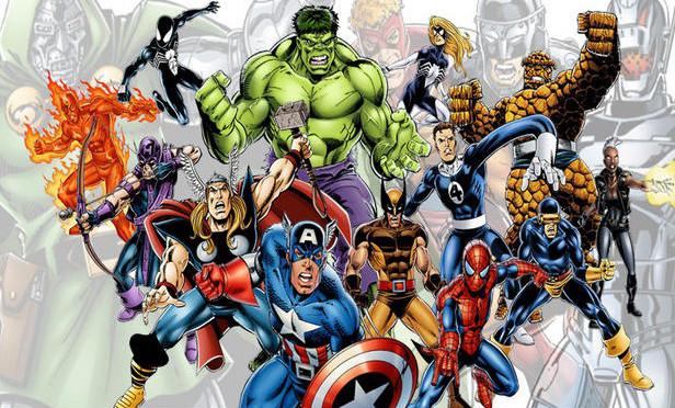 marvel-heroes-Marvel Animated