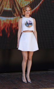 David M. Benett/Getty Images Jennifer Lawrence at the photocall.