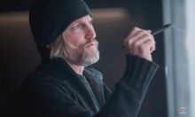Lionsgate Woody Harrelson as Haymitch