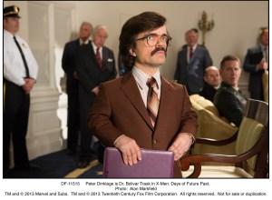 DF-11515   Peter Dinklage is Dr.Bolivar Trask in X-Men: Days of Future Past.