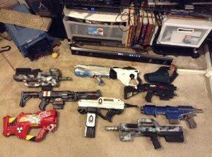 CC - Michael Malomay gun props
