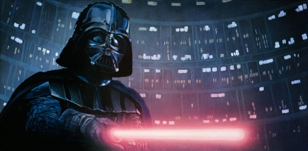 darth vader it is useless to resist