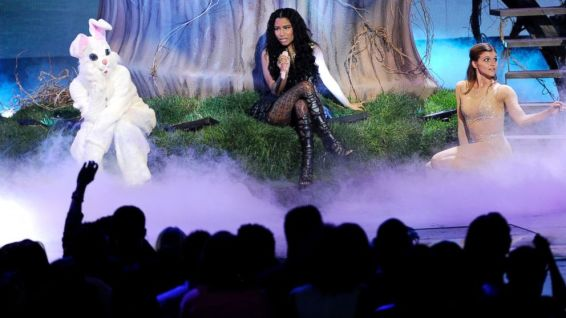 Nicki Minaj BET Awards 2014 performance