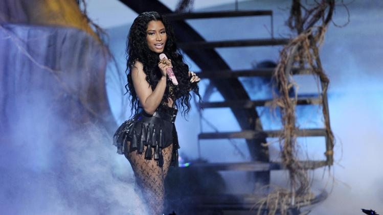 Nicki Minaj BET Awards 2014