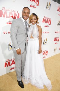 SPE, Inc./Eric Charbonneau DeVon Franklin and Meagan Good