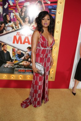 Think Like a Man Too - Taraji P Henson-LosAngelesRedCarpet_02