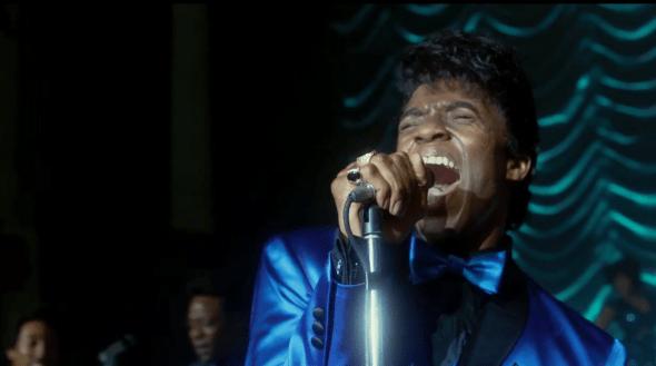 Get on Up - Chadwick Boseman singing as James Brown