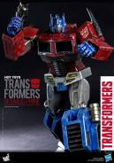 Hot Toys Gen 1 Optimus Prime - Starscream variant - no wings