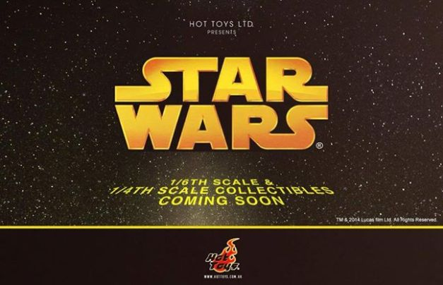 hot toys star wars teaser
