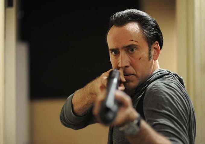 Rage - Nicolas Cage