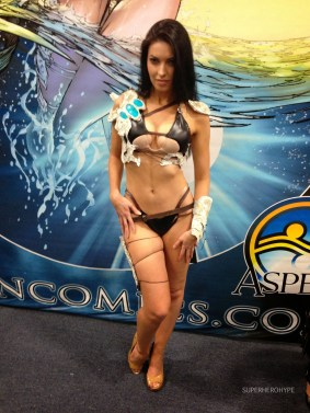 SDCC2014 cosplay - Aspen
