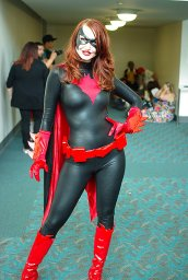 SDCC2014 cosplay - Batwoman